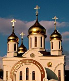 An Orthodox Christian Church in Ukraine